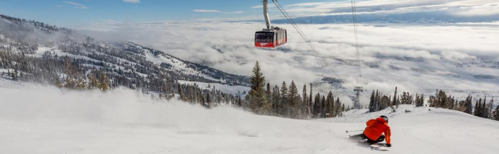Spring into March at Jackson Hole