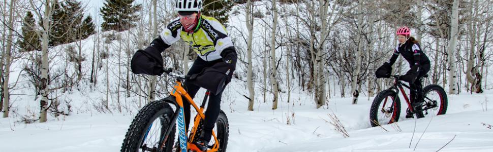 Fat Biking In Jackson Hole