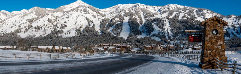 Top 3 Ski-in, Ski-out Properties in Jackson Hole