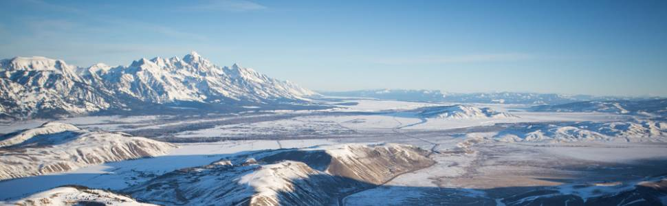 Jackson Hole Comes Together, While Staying Apart