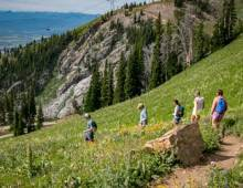 Hiking Guide to Jackson Hole