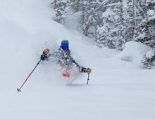 The Snow Just Keeps on Coming in Jackson Hole