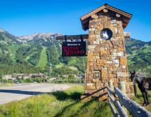 First Summer In Jackson Hole